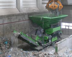 MSW shredder Wood Waste, Industrial Waste, Technology, Tecnologia, Tech, Engineering