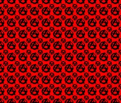 anarchy-two fabric by momazing on Spoonflower - custom fabric