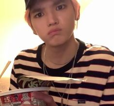Image uploaded by yoo jeongyeon stan. Find images and videos about boy, kpop and nct on We Heart It - the app to get lost in what you love. Lee Taeyong, Meme Faces, Funny Faces, Nct 127, Wattpad, Cute Icons, Kpop, K Idol, Reaction Pictures
