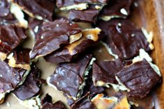 Cracker Candy - Sweet, salty, crunchy, chocolaty good!