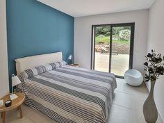 Porto-Vecchio, Villa de vacances avec 2 chambres pour 4 personnes. Réservez la location 1180851 avec Abritel. VILLA NEUVE 2 CHAMBRES AVEC PISCINE CHAUFFEE PROCHE DE SANTA-GIULIA
