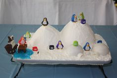 Club Penguin Cake Penguin Cakes, Penguin Party, Club Penguin, 8th Birthday, Birthday Parties, Arctic Penguins, Everything Funny, Christmas Cakes, Awesome Cakes