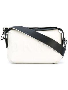 DKNY 浮雕标志斜挎包.  dkny  bags     b2b60ccc265df