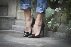 #fashion #shoes Saucy Glossie by lindseycalla, via Flickr