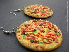 I could make these for a necklace