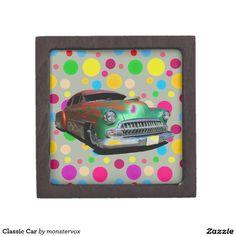 Classic Car Premium Trinket Boxes #Classic #Car #Trinket #Keepsake #Gift #Box