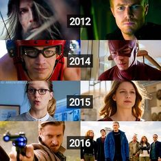 Supergirl 2015, Supergirl And Flash, Arrow Flash, Dc Comics Series, All Disney Movies, Flash Funny, The Flash Grant Gustin, Cw Dc, Dc Tv Shows