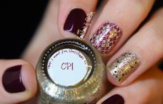 handstands & glitter: Mariah Carey OPI Holiday Collection