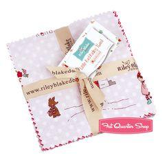 """Little Red Riding Hood 5"""" Stacker Tasha Noel for Riley Blake Designs"""