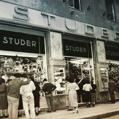 Quando a #Palermo c'era Studer.... Via Napoli