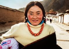 The natural beauty of women from around the world.