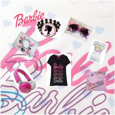 """barbie"" by grace-buerklin on Polyvore"