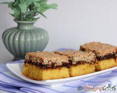 Prajitura de casa cu nuca gem si bezea Tiramisu, Food And Drink, Ethnic Recipes, Desserts, Sweet, Cakes, Tailgate Desserts, Deserts, Dessert