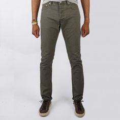 Henley Fit Duck Canvas
