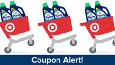 25% off any Purex Detergent on Target    #Cartwheel PLUS Purex® plus Clorox 2® Detergent Giveaway #PurexPlusClorox2 - Bargnhtress Reviews