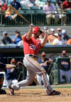 Daniel Murphy, Washington Nationals