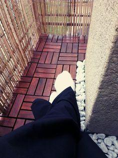 Apartment balcony ~~g