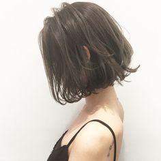 【HAIR】浅川美穂さんのヘアスタイルスナップ(ID:227978)