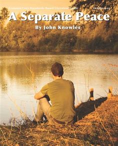 Common Core Standards Based A Separate Peace Literature Guide NOW AVAILABLE IN PDF!