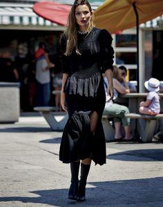 Carola Remer by Ben Toms for Elle Russia October 2015 2