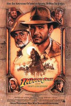 Indiana Jones and the Last Crusade.