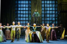 Opera North's production of Andrea Chénier will be at the Theatre Royal Nottingham in March 2016 #Nottingham #Theatre #Production #OperaNorth