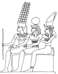 23 Best Ancient Egypt coloring book images in 2014