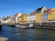 the boats and the water, I'm ready to pack my bags now! #Denmark #TrollbeadsWorldTour