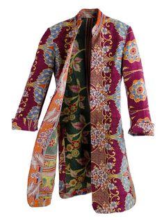 La Maison Boheme: Kantha Clothing