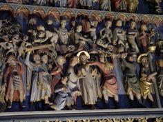 Freiburger Münster: Die Leidensgeschichte Jesu I von Uli Frömming