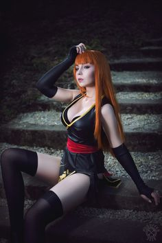 Musable, cosplay-paradise:   Othien as Kasumi (Dead or...