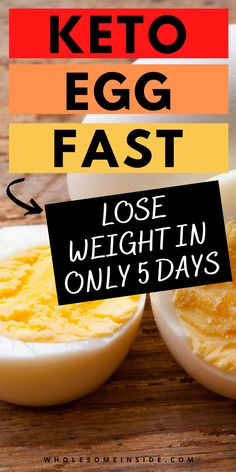 Ready to see weight loss happen after just 5 days? You can easily lose weight on the keto egg fast! These simple tips will have you shedding weight quickly! Keto Egg Fast, Cheese Quiche, Keto Flu, Keto Supplements, Egg Diet, Egg Recipes, How To Lose Weight Fast, Ketogenic Diet, Herbalism