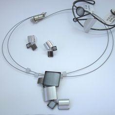 Crono Design - Grey and Silver Set