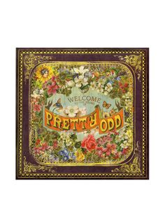 "Panic! at the Disco's second studio album, <i>Pretty. Odd.</i>, on a Hot Topic exclusive purple/yellow swirl vinyl. <br><ul><li style=""list-style-position: inside !important; list-style-type: disc !important"">Not returnable if opened</li><li style=""list-style-position: inside !important; list-style-type: disc !important"">2008/2016</li></ul>"