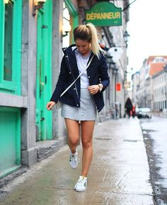 Emma Verde, Mini Skirts, Instagram, Celebrities, How To Wear, Pictures, Macarons, Youtubers, Outfits