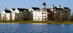 Disney Vacation Club Saratoga Springs Resort. So relaxing & peaceful! Just across the lake from the excitement of Downtown Disney. Love our resort.