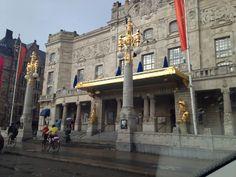 Kungliga Dramatiska Teatern in Stockholm, Storstockholm