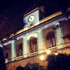 FaRLeGeND - Alumbrado del Ayuntamiento de Sevilla en Navidad... #Sevilla #luz #light
