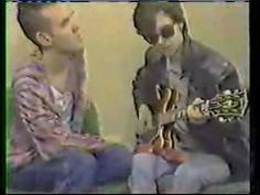 Johnny Marr and Morrissey being interviewed by English schoolboys. My favorite video.
