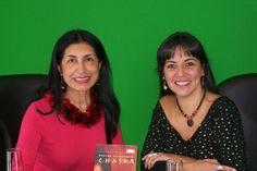 Maritza Villavicencio, historiadora y fitomantica.Autora de la novela Chaska y Sara Ballon, Sara Sara