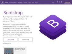 Обновление фреймворка Bootstrap до версии v4.1.0, устранены ошибки, добавлены изменения и новые утилиты FlexBox.