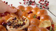 4 décembre – Couronne de brioche au camembert