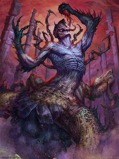 Image result for mutant monster fantasy art