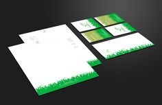 Stationery and Bussiness Cards:Viewpoint Farming #arlindovcosta #graphicdesign #corporateimage