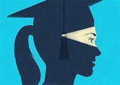 Clever Editorial Illustrations by Sébastien Thibault