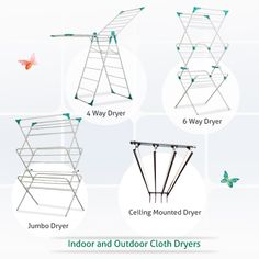 Apple Style Homes- Best Cloth Drying Stands manufacturer in India