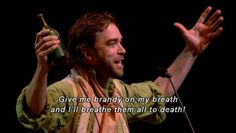 Les Miserables This is my favorite line from Grantaire. 13 The Musical, Musical Theatre, Broadway Les Miserables, Hadley Fraser, Heart Echo, Ramin Karimloo, Its All Good, Bonnie N Clyde, Great Movies
