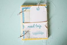 Travel Mini Book by marcypenner on Etsy