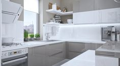Obývacia izba s jedálňou | Render