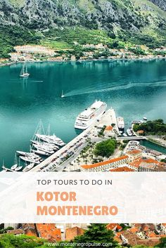 There are soooo many things to do in and around Kotor, Montenegro... sightseeing, boat tours, hiking, biking and more! Find the best tours for your stay. This is the ideal guide for cruise ship passengers.